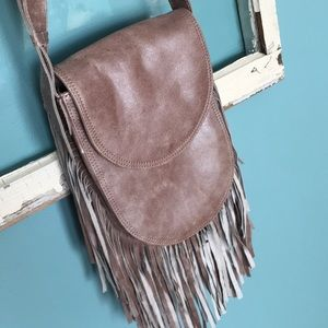 Crossbody leather bag by Latico